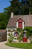 Idyllic farmhouse in France Stock Image
