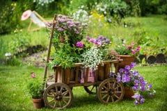 Idyllic garden Royalty Free Stock Image