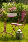 Idyllic garden Stock Image