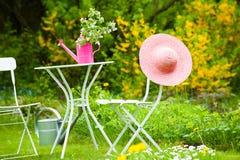 Idyllic garden Royalty Free Stock Images