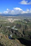 Idyllic hillside on La Palma Island, Spain royalty free stock images