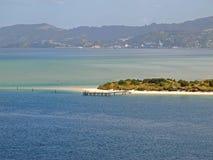 Idyllic island Stock Image