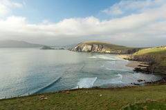 Idyllic Keem Beach on Achill Island, Co. Mayo - Ir Royalty Free Stock Images