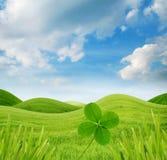 Idyllic landscape royalty free stock photos