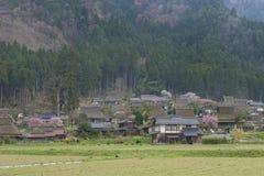 Idyllic landscape of Kyoto, Japan Stock Images