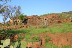Idyllic landscape on La Palma Island, Spain stock photography