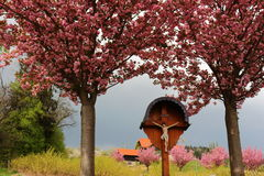 Idyllic Landscape. Of Styria Austria Royalty Free Stock Photo