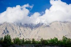 Idyllic Mountain Valley Royalty Free Stock Photo