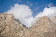 Idyllic Mountain Valley Royalty Free Stock Photography