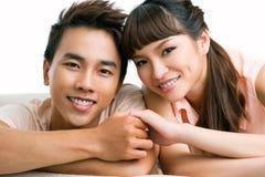 Idyllic relationships Royalty Free Stock Image
