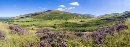 Idyllic Rural, Brecon Beacons, Wales, UK Royalty Free Stock Image