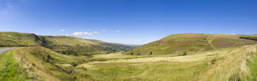 Idyllic Rural, Brecon Beacons, Wales, UK Stock Photography