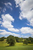Idyllic rural landscape, Cotswolds UK Stock Images