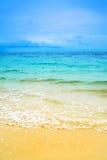 Idyllic Scene Beach Koh Larn, Royalty Free Stock Photo