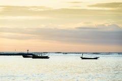 Idyllic Scene Beach at Samed Island,Thailand Stock Photography