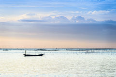 Idyllic Scene Beach at Samed Island,Thailand Stock Image