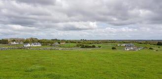 Idyllic scenery in Ireland royalty free stock images