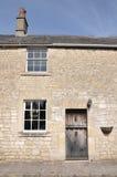 Idyllic Stone Cottage stock photos