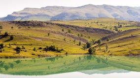Idyllic summer landscape Royalty Free Stock Images