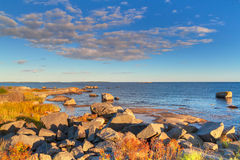 Idyllic Swedish landscape Royalty Free Stock Photography