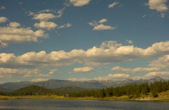 An idyllic tourist destination in colorado Royalty Free Stock Images