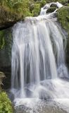 Idyllic Triberg Waterfalls Royalty Free Stock Photos