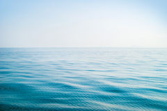 Idyllic view of sea and sky Royalty Free Stock Photography
