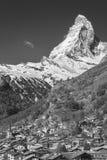 Idylliczny krajobraz w Szwajcaria zdjęcie royalty free