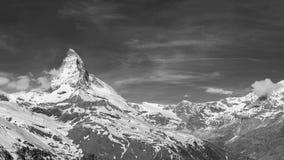 Idylliczny krajobraz w Szwajcaria obraz royalty free