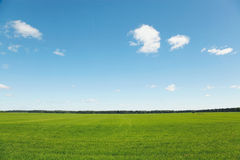 Idyllische Landschaft Stockbilder