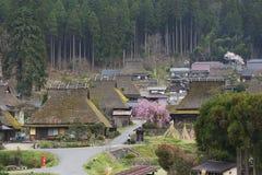 Idyllische Landschaft von Kyoto, Japan Lizenzfreie Stockbilder