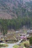 Idyllische Landschaft von Kyoto, Japan Stockbilder