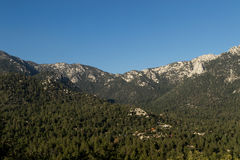Idyllwild, California. Stock Image
