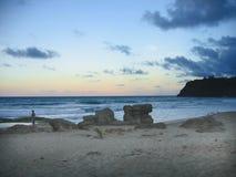 idzie morze Zdjęcie Stock