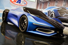 IED Syrma concept car Royalty Free Stock Photography