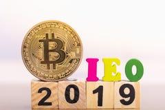 IEO 2019 στοκ εικόνα με δικαίωμα ελεύθερης χρήσης