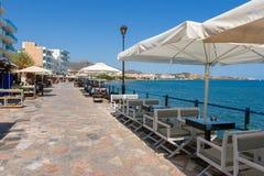Ierapetra. Крит, Греция стоковые изображения