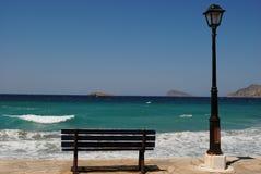 Ierapetra, Crète, Grèce Images stock