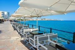 Ierapetra. Crete, Greece Stock Images