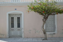 Ierapetra. I want to go inside and find out what's inside Stock Photos