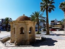 Ierapetra moské Royaltyfri Fotografi