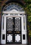 Iers Dublin Door stock foto