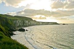 Iers landschap. royalty-vrije stock afbeeldingen