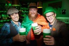 Ierse kerels Royalty-vrije Stock Afbeeldingen