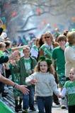 Ierse Kinderen Stock Fotografie