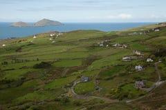 Ierse kust Royalty-vrije Stock Foto