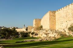 IERUSALIM antico Tempio Immagine Stock Libera da Diritti