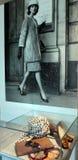 Ies för mode 60 av det 20th århundradet Utställning av Alexander Vasiliev Arkivfoto