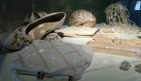 Ies för mode 60 av det 20th århundradet Utställning av Alexander Vasiliev Royaltyfria Bilder