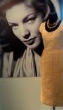 Ies för mode 60 av det 20th århundradet Utställning av Alexander Vasiliev Royaltyfri Foto